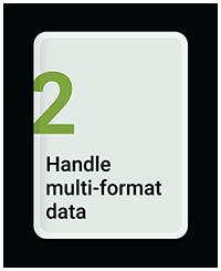 Handle Multi Format Data