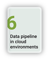 Data Pipeline in Cloud Environments