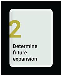 Determine Future Expansion