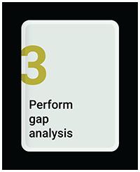 Perform Gap Analysis