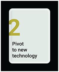 Pivot to New Technology