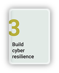 Build Cyber Resilience