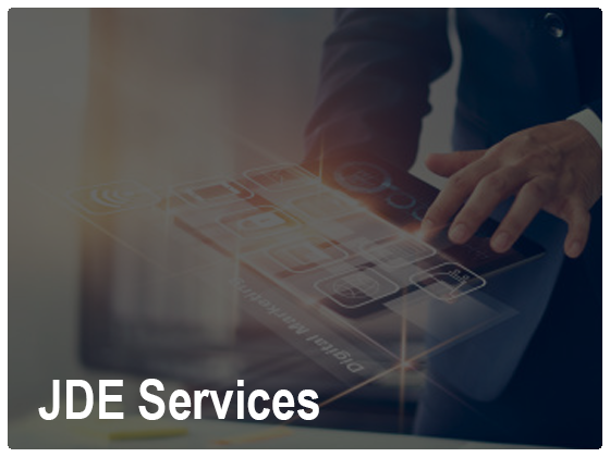 JD Edwards - Transform your Business Processes with JD Edwards