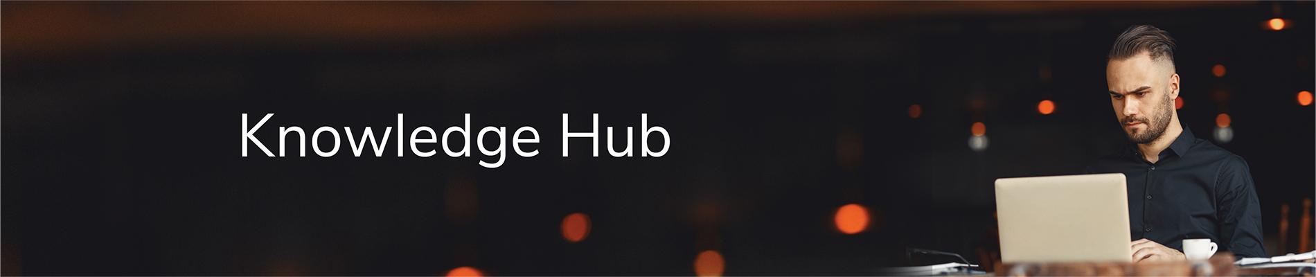 Knowledge Hub Dashboard
