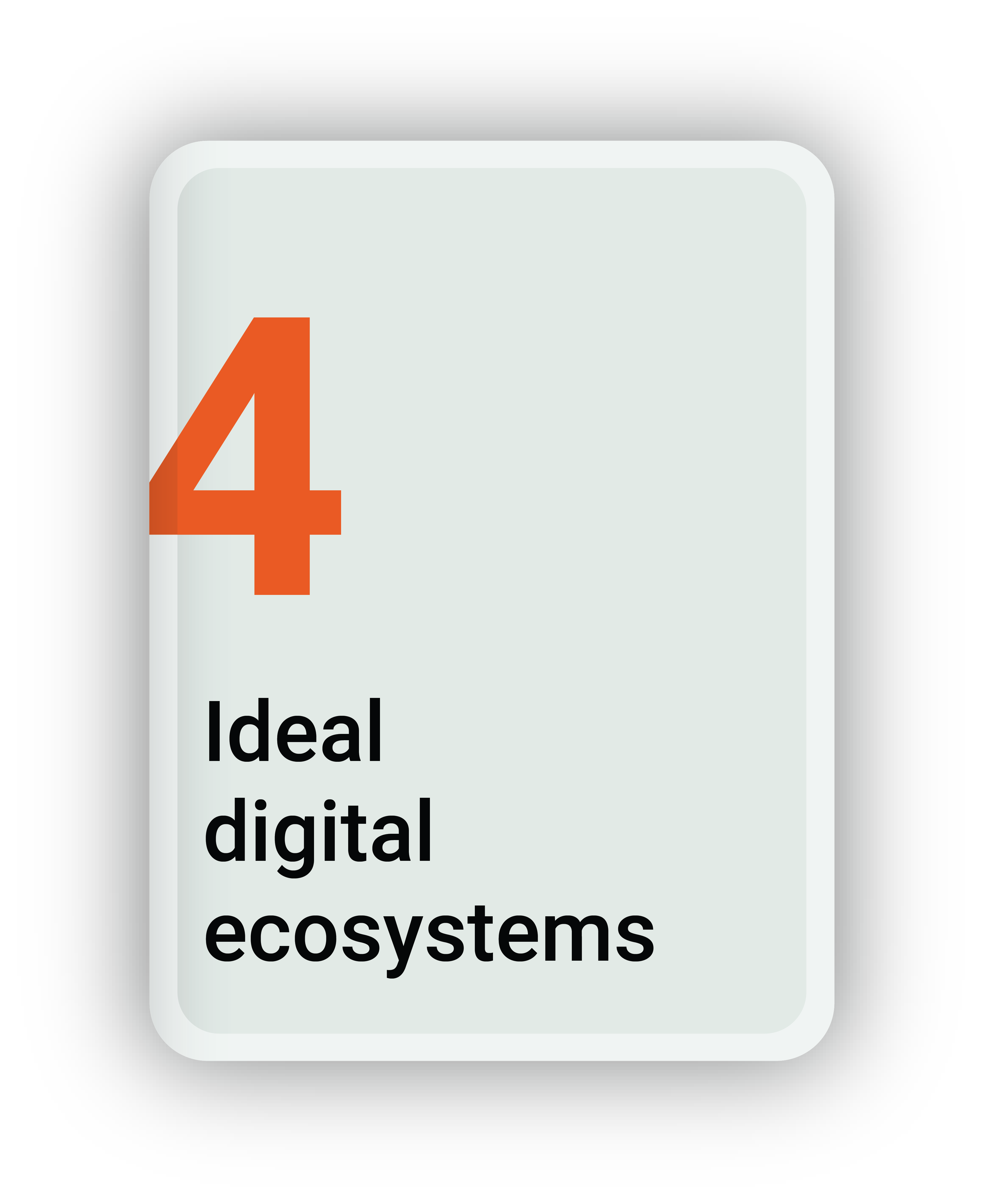 Ideal Digital Ecosystems