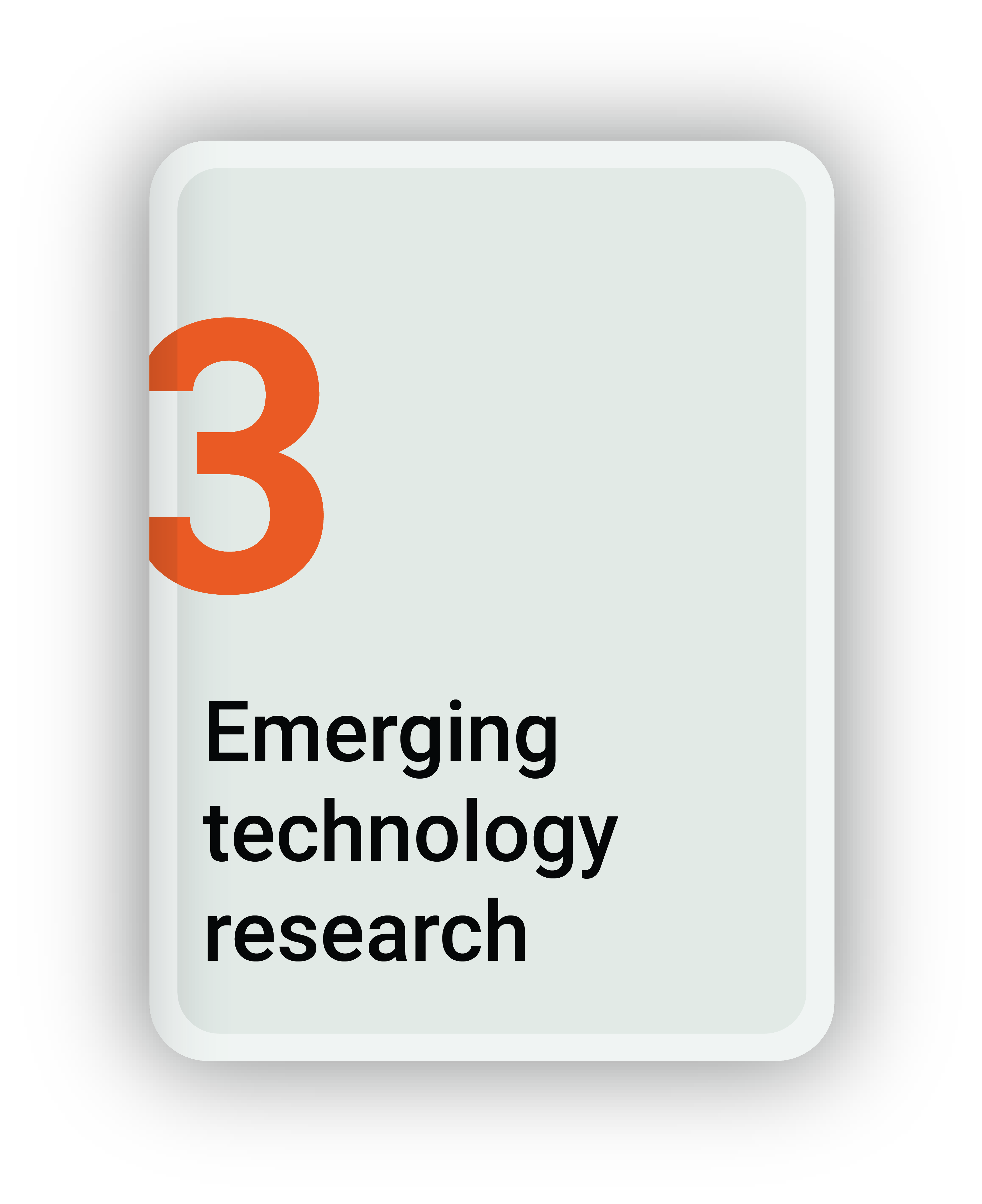 emerging technology research