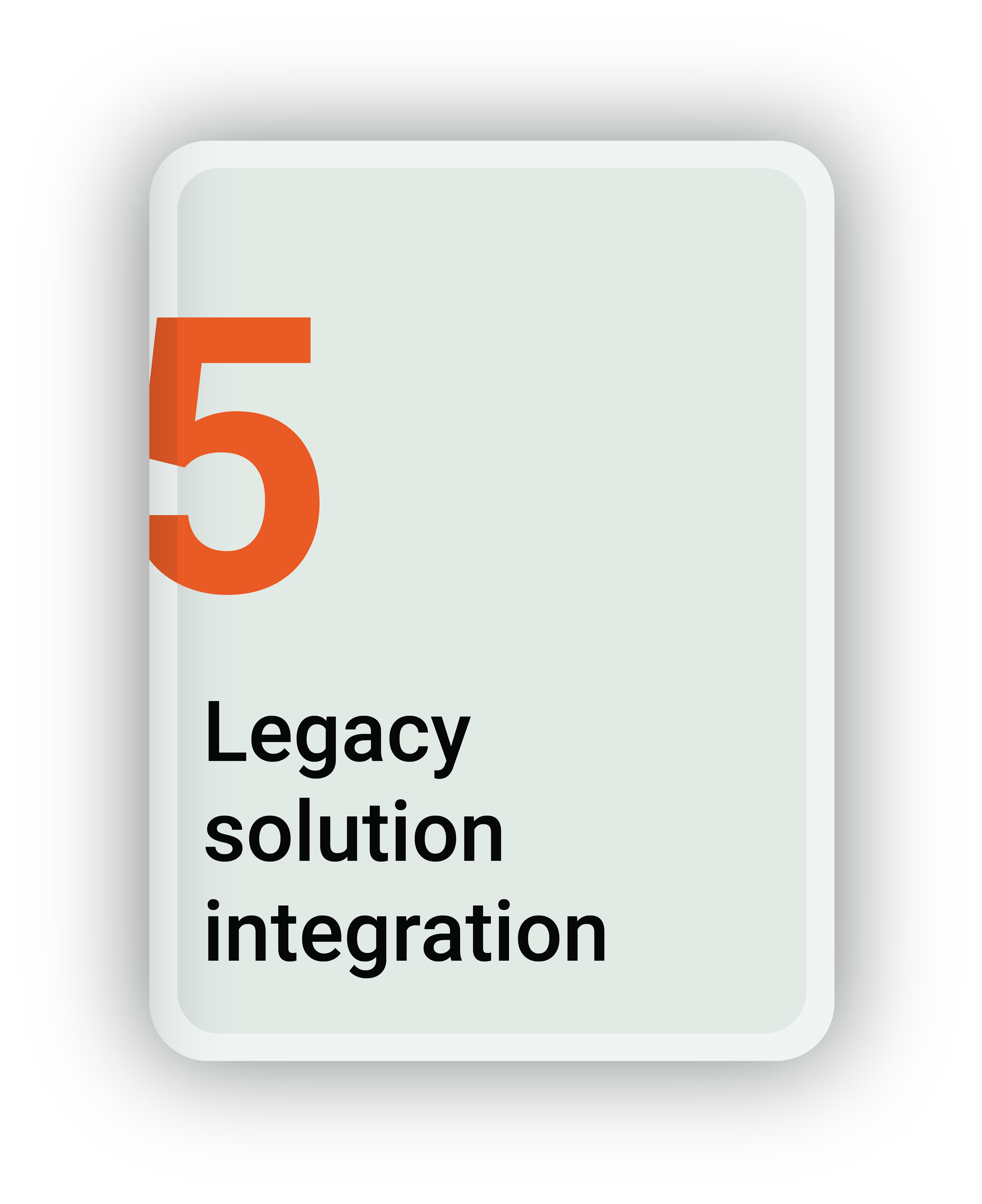 legacy solution integration